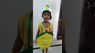 Show n tell on Mango
