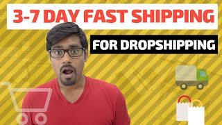 Dropshipping with Super-Fast Delivery for Shopify Stores