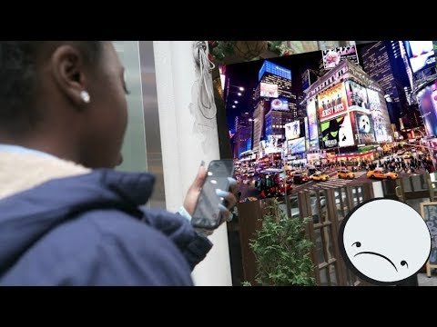LOST IN TIMES SQUARE (Vlog #74)
