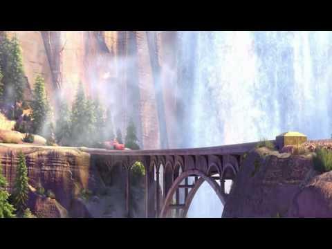 John Mayer - Route 66 [Cars Disney] [Lyrics In Description]