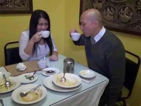 Restaurant - Learn English and Burmese