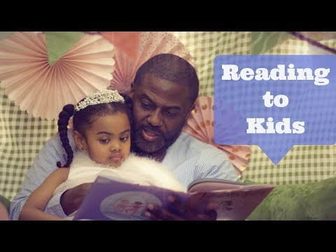 Health & Wellness News: Reading to Kids