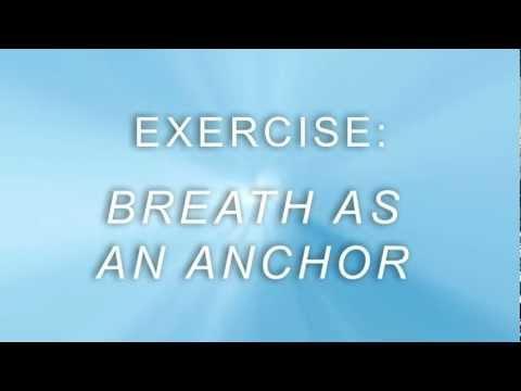 Breath As An Anchor
