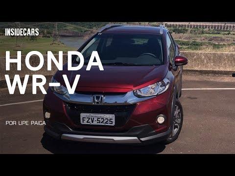 WR-V vs Fit! Duelo de Hondas - Lipe Paíga - Avaliação