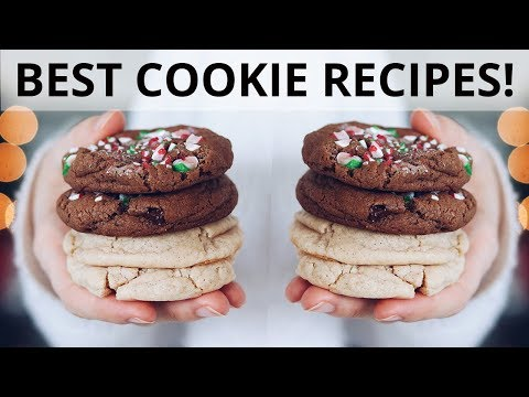 Vegan Cookie Recipes You NEED in Your Life!