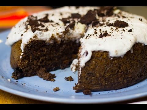 Oreo Rice Cooker Cake | Foodbeast Kitchen
