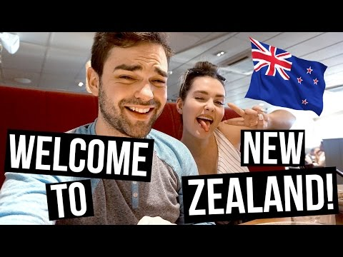 Welcome to New Zealand! | New Zealand Vlog #1