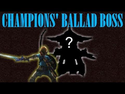 Champions' Ballad Final Boss | Zelda: Breath of the Wild DLC 2 - Blaines