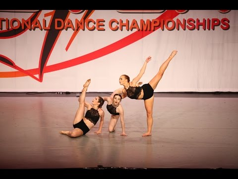 Contemporary Dance Trio