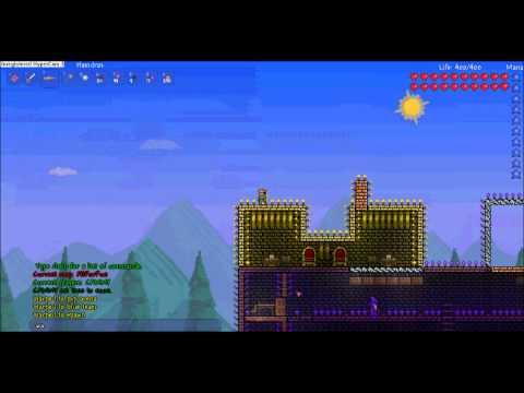 Join my terraria multiplayer server running on Tshock