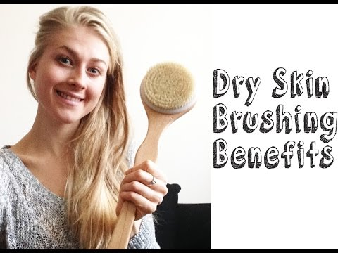 Why You Should Start Dry Body Brushing Today. Amazing Benefits.