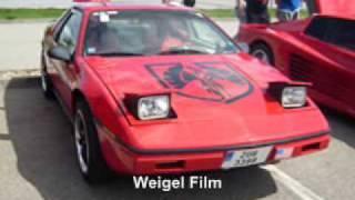 Pontiac Fiero 1984-1988