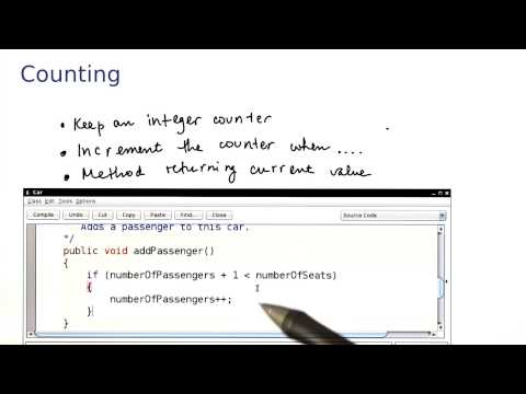Counting - Intro to Java Programming
