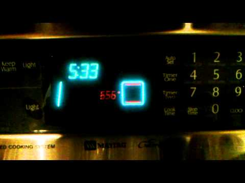 Our Maytag Oven Almost Explodes