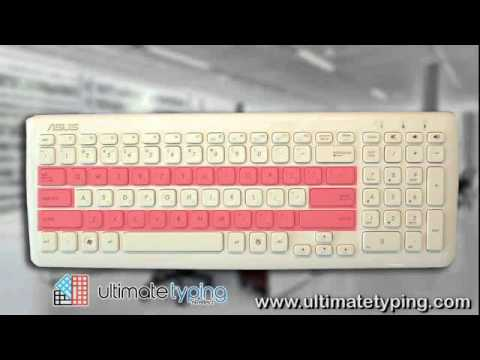 Learn To Type: Get To Know Your Keyboard