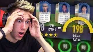 HIGHEST RATED FIFA 18 FUT DRAFT!