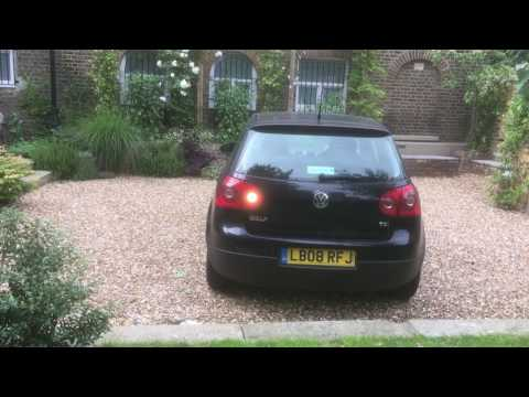 Car turning circle