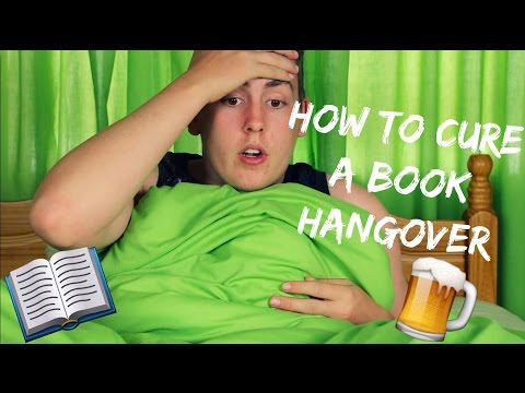 How To Cure A Book Hangover