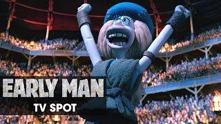 "Early Man (2018 Movie) Official TV Spot – ""Falling"" - Eddie Redmayne, Tom Hiddleston"