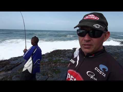 ASFN Rock & Surf - Fishing for Garrick at Mazeppa Bay