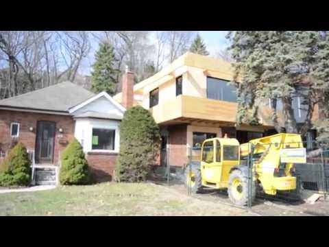 Beautiful Renovation in Etobicoke - Construction Financing with MonsterMortgage.ca