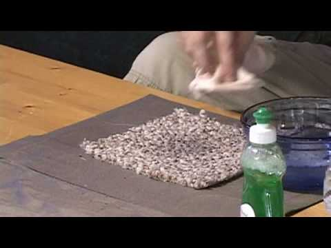 Removing Carpet Stains & Spots : Removing Shoe Polish Stains From Carpet