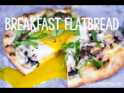 #NaanTraditional Breakfast Flatbread