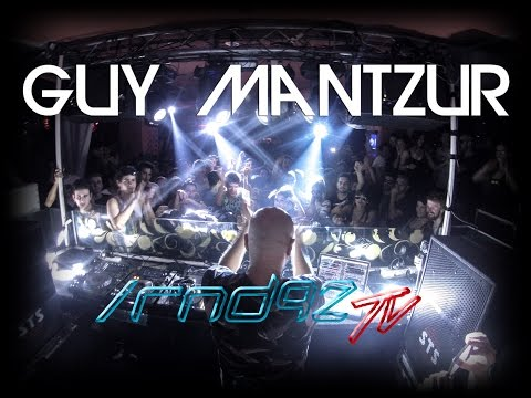 Guy Mantzur [FullSet] @ Club F, Cordoba, Argentina (24.05.2015) [HQ Audio]