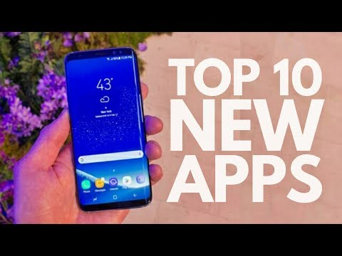 Top 10 Best New Free Android Apps - 2017