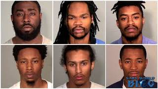 """6 Members Of """"ham Crazy"""" Gang Indicted (twin Cities, Mpls)"""
