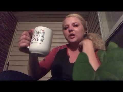 Eating Caramel Sundae 🍦 Coffee Chat 💭 ☕️
