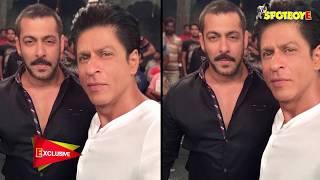 Salman Khan Returns Shahrukh Khan's Favour For His Tubelight Cameo | SpotboyE
