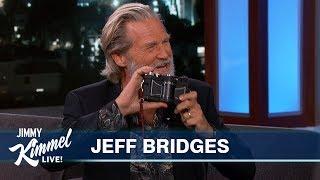 Jeff Bridges on Meeting Snoop Dogg, Turning 70 & Photography