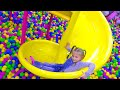 Fun Outdoor Playground for kids | Entertainment for Children Play Center Mp3