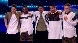 Download BoyBand - Britain's Got Talent 2015 Semi-Final 4 Video