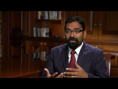 Jayakanth Srinivasan on his Work and the BU Institute for Health System Innovation & Policy