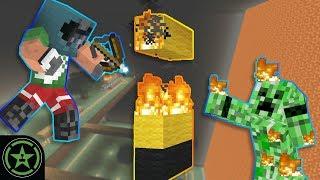 Woke Up On Fire - Minecraft - Lava Wall X (#325) | Let