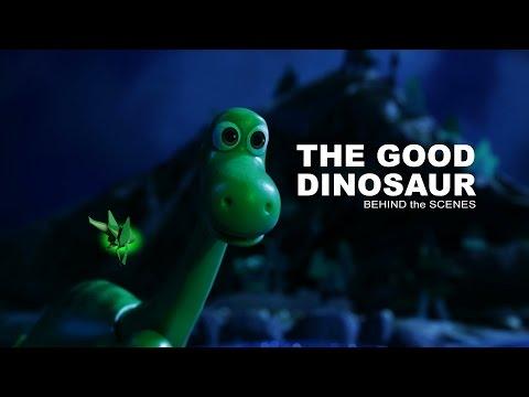 Good Dinosaur Stop Motion Trailer Behind the Scenes