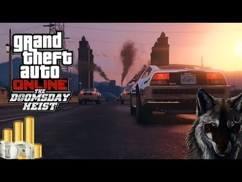 GTA 5 Online DOOMSDAY HEIST DLC - How To Make FAST LAST SECOND MONEY For DOOMSDAY HEIST DLC!