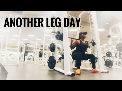 Full Out Leg Day | Week #5