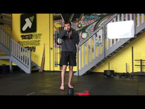 Relieve Sore Feet With This Trigger Point Drill