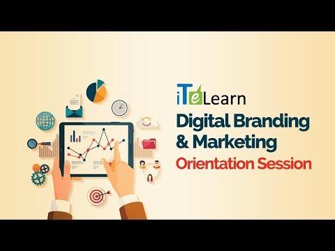Digital Branding & Marketing Orientation Session