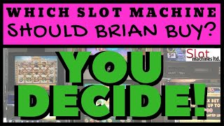 🔴LIVE SURPRISE - Brian Goes Shopping at Slot Machines Unlimited