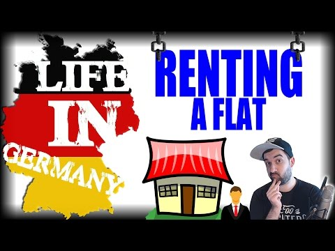 Life In Germany | Renting A German Flat / Moving In An Apartment | VlogDave