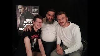 Nur Gott kann mich richten Interviews Kida Ramadan und Edin Hasanovic