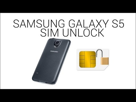 How To SIM Carrier Unlock Samsung Galaxy S5 - unlockthatphone.com