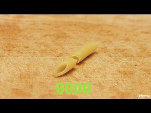 """Cook the perfect pasta """"al dente"""", the italian way!"""