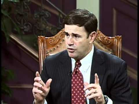 Treasurer Ducey on Joy in Our Town with Vanessa Rose