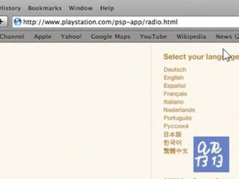 How to Download a PSP Internet Radio Player