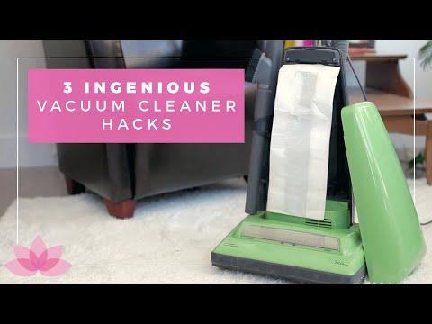 Vac Hacks: Creative Ways to Use Your Vacuum